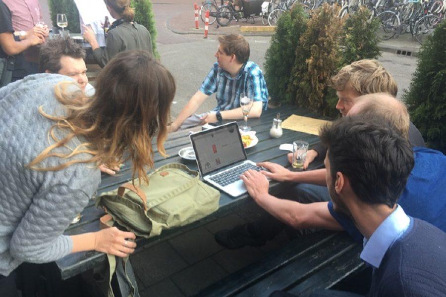 Appsterdam: Weekly Meeten en Drinken – 10 Oktober, 2018 7:00 PM