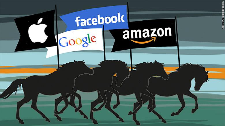 Hunting the Four Horsemen of Tech – IT developer Amsterdam