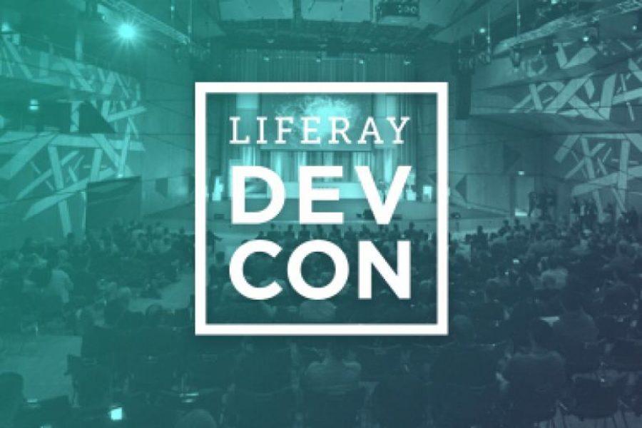 Liferay DEVCON 2018 – 07 november 2018
