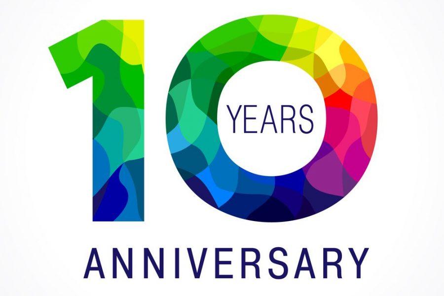 10-Year Anniversary Genesis Block Party – 02 january 2018 6:00 PM