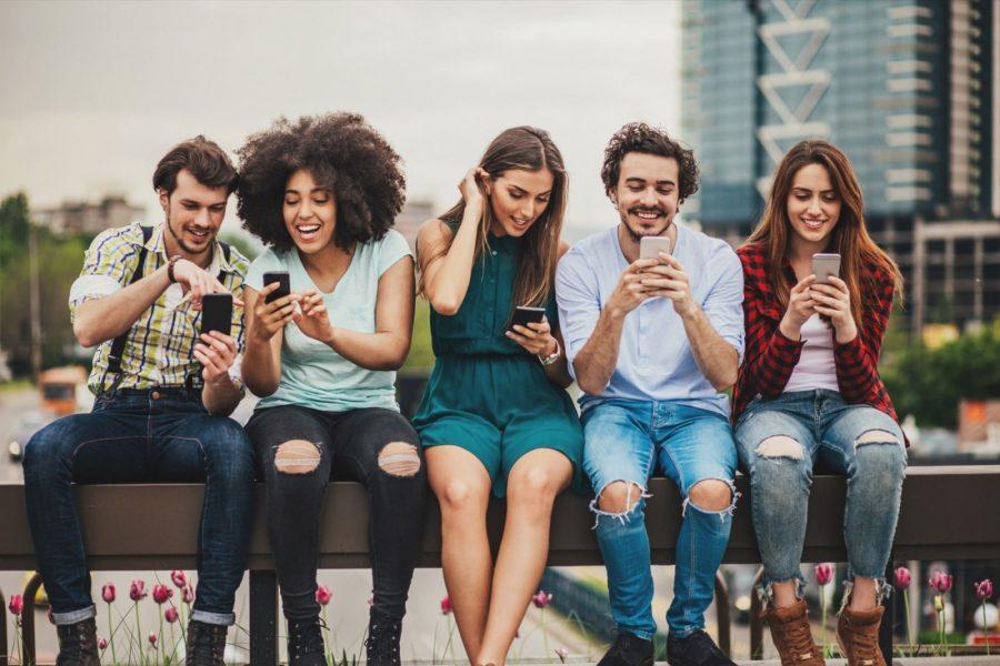 Social media by generation – IT recruitment Amsterdam