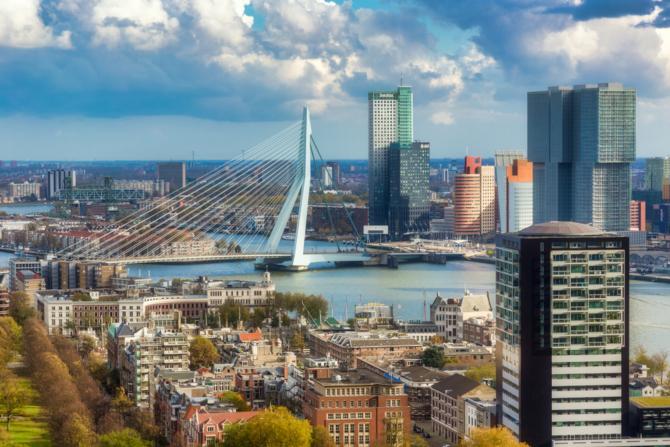 Fullstack developer – Rotterdam, The Netherlands