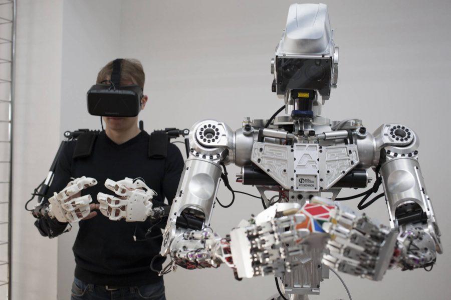 Robotics ready to rumble – IT recruitment Amsterdam