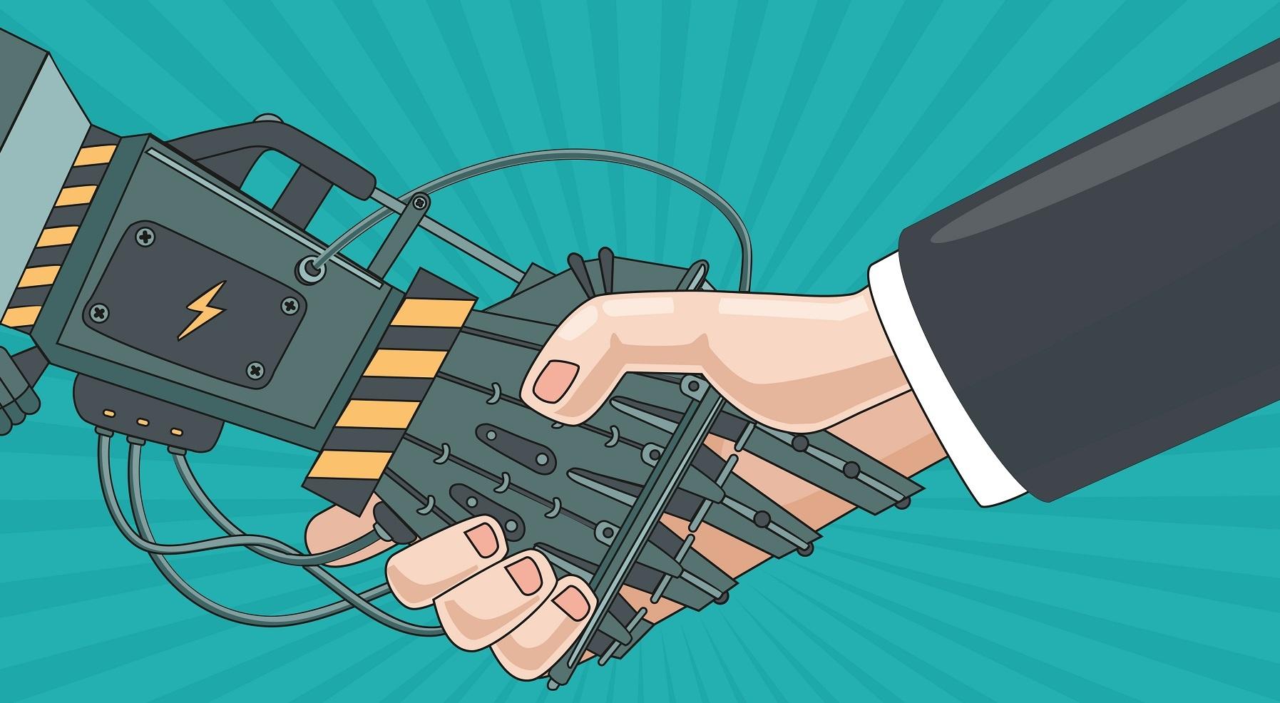 The Future of Robotics: Collaboration Between Man and Machine – IT recruitment Amsterdam