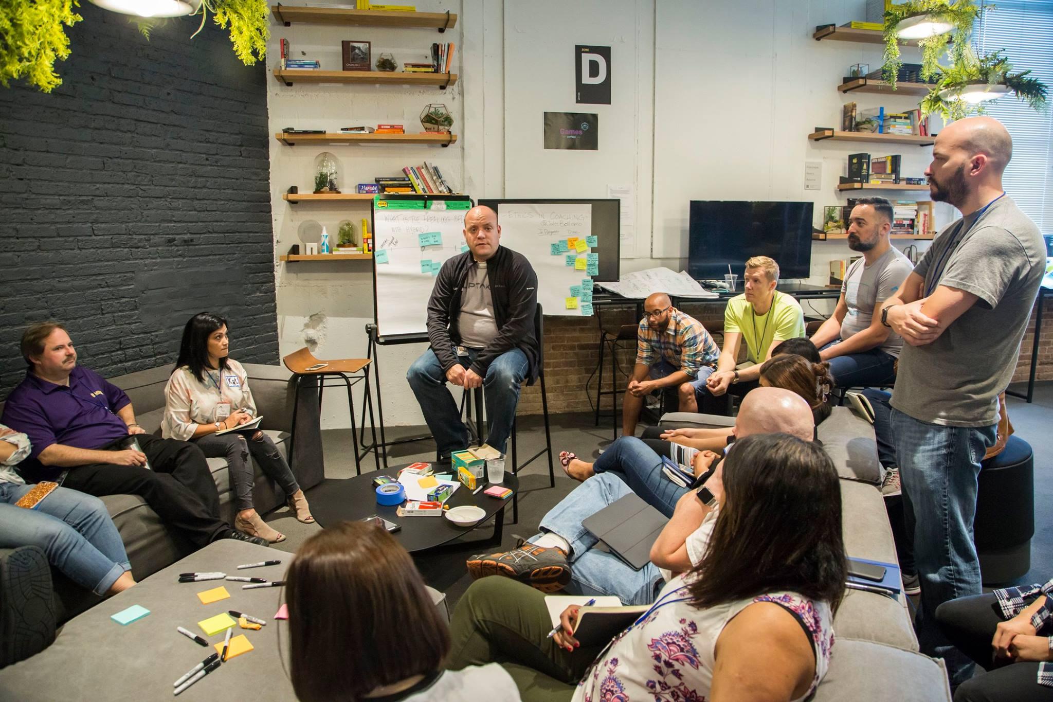 European Agile Coaching Circle – 12 Jule 2021 – Amsterdam